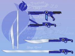 Saige Vol3 Weapon