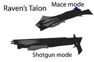 Raven talon v2