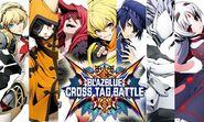 BlazBlue Cross Tag Battle DLC (Yang Xiao Long, Aigis, Jubei, Carmine, Naoto Shirogane, Hakumen, Vatista)