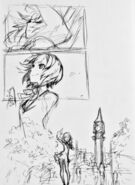 RWBY rough drawing works by Shirow Miwa 02