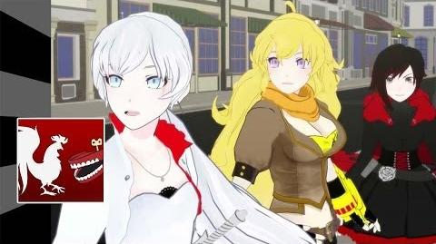 RWBY Chapter 16 Black and White