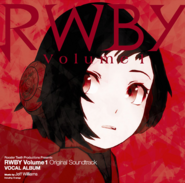 Rwby soundtrack japan artwork