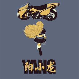 Yang motorcycle akira
