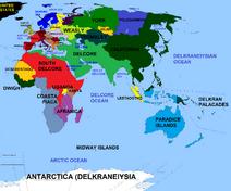 Delkraneiysia states