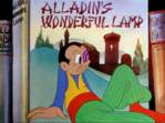 Black-Eyed Aladdin