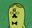 Mr. Fussy/Persnickety