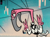 Flamingo Maitre'd