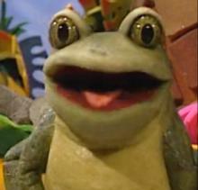 Leapovitch Frog