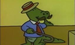 Al E. Gator-0