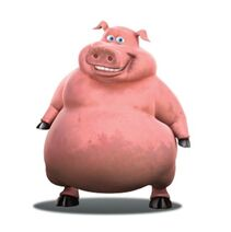 Barnyard Movie Pig