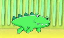 Kevin Crocodile