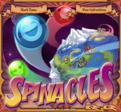 Spinacles
