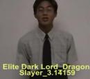 Elite Dark Lord Dragon Slayer 3.14159