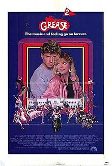 Grease 2 Film