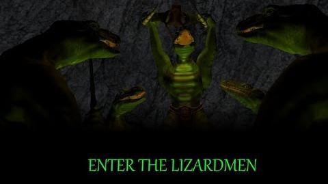 Ryne & Dal Enter The Lizardmen