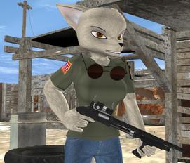 Peyote-character