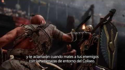 Ryse Son of Rome PEGI 18 - El combate-0