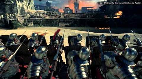 Ryse Son of Rome PEGI 18 - E3 Trailer-1