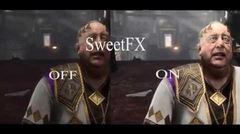 SweetFX enabled in - Ryse Son of Rome - gameplay PC Improved graphics mod