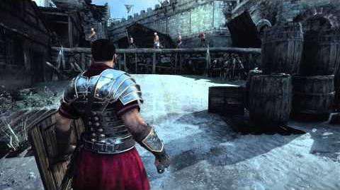 Ryse Son of Rome Combat Overview