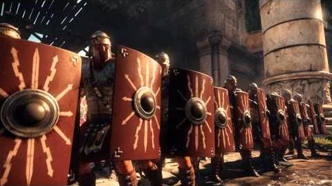 Ryse Son of Rome Launch Trailer