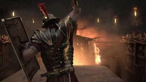 Ryse Son of Rome Official gamescom Gladiator Mode Trailer