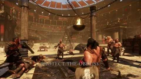 Ryse Son of Rome Mars' Chosen Pack Trailer