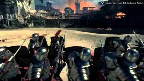 Ryse Son Of Rome Espanol TRAILER HD
