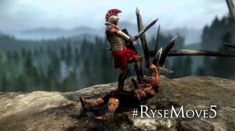 Ryse Son of Rome Execution Move 5