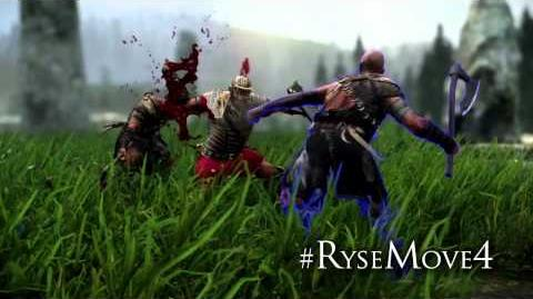 Ryse Son of Rome Execution Move 4