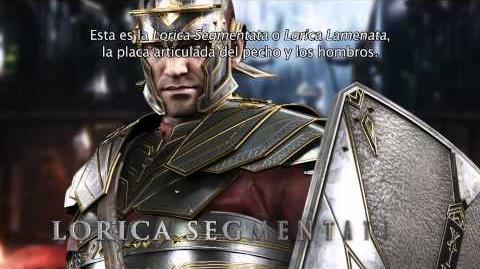 Ryse Son of Rome PEGI 18 - Armas y armadura