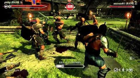 Ryse Son of Rome PEGI 18 Official Gamescom Gladiator Mode Trailer-1