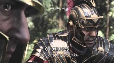 Ryse Son of Rome Behind the Scenes