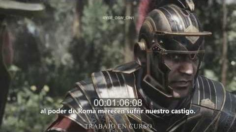 Ryse Son of Rome - La captura de movimiento Español Xbox One Exclusivo