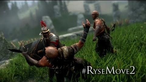 Ryse Son of Rome Execution Move 2
