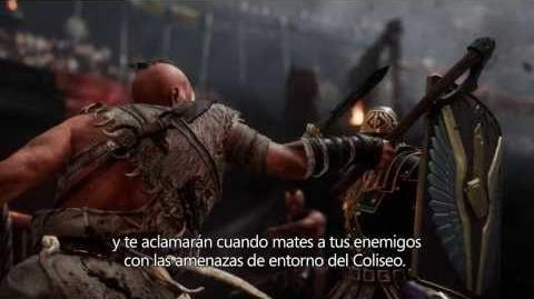Ryse Son of Rome PEGI 18 - El combate
