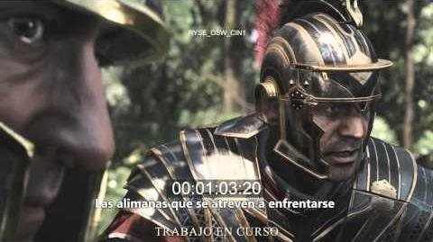 Ryse Son of Rome PEGI 18 - Behind The Scenes-1384373084