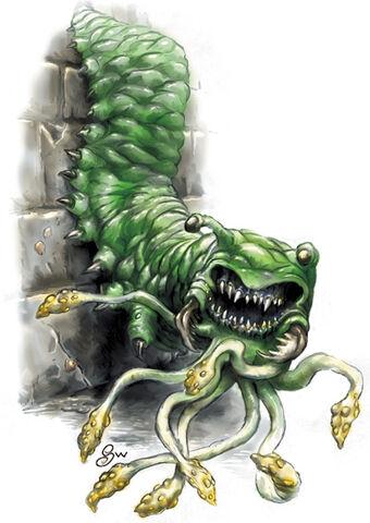 Carrion Crawlers Rythiae Wiki Fandom
