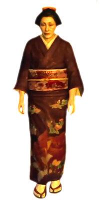 Okami of Tsuruya 鶴屋の女将 - many Chapters - 001