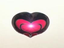 Heart-shaped UFO (Bloody)