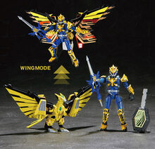 Thunder Ryukendo Eagle