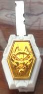 Magna Wolf Key