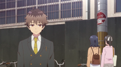 Yaichi Kuzuryuu Anime SC1