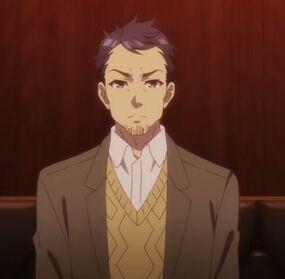 Takashi Hinatsuru Anime