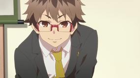 Yaichi Kuzuryuu Anime
