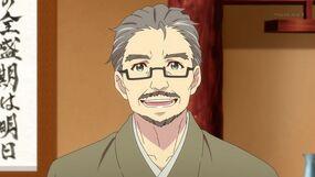 Kousuke Kiyotaki Anime