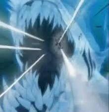 Jutsu de Misil Tiburón Gigante