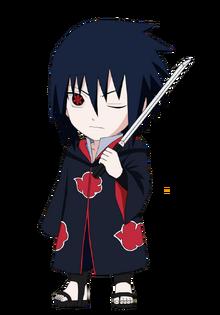Chibi Sasuke Akatsuki