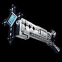 Icon gun homing silverhunter