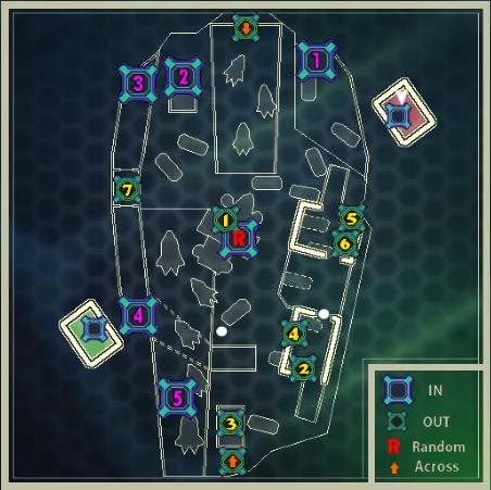 WarpShip minimap